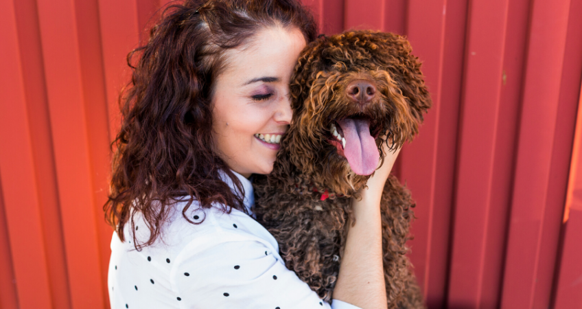 National Hugging Day: Should You Hug Your Pet?