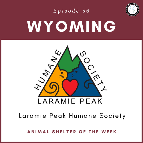 Animal Shelter of the Week: Episode 56 – Laramie Peak Humane Society