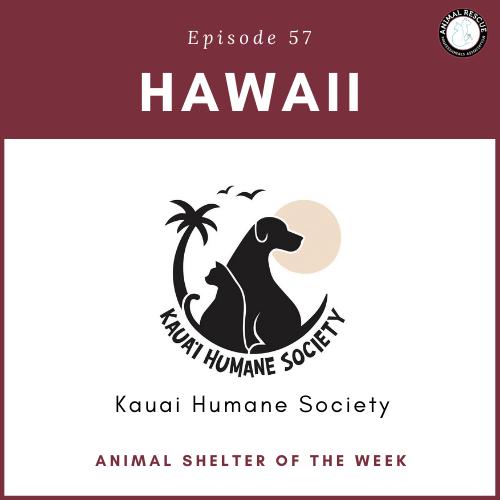 Animal Shelter of the Week: Episode 57 – Kauai Humane Society